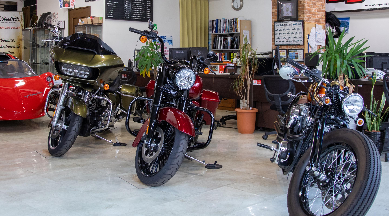MOTOR CYCLE SALES