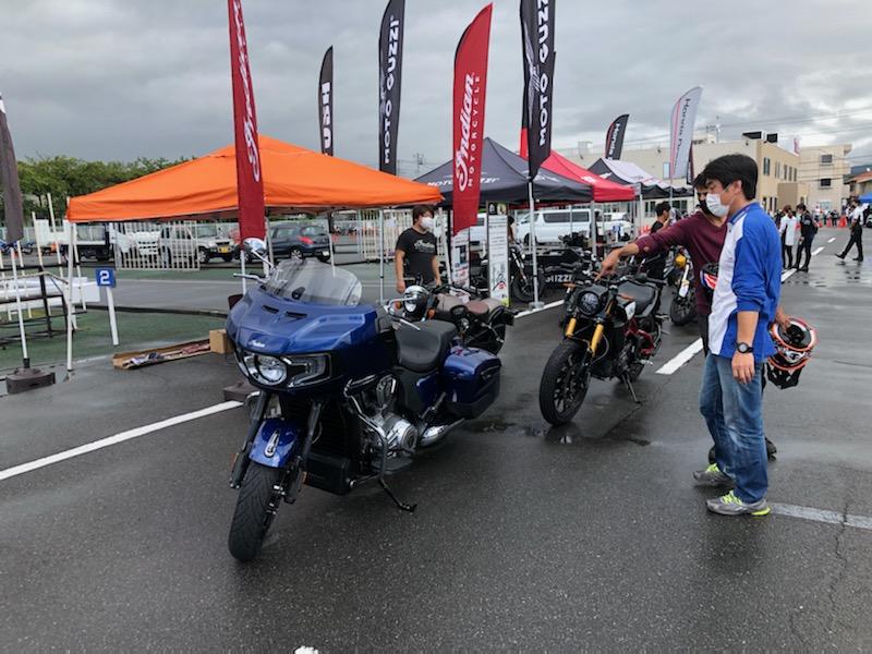 バイク祭り!